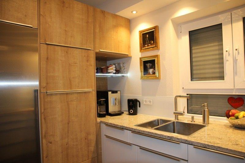 Kleine Neue Küche mit allem Pipapo - Fertiggestellte Küchen ...