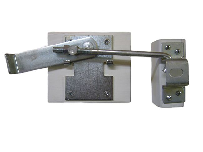 Captivating Latches Can Help Lock The Seal Of Your Sliding Barn Door.