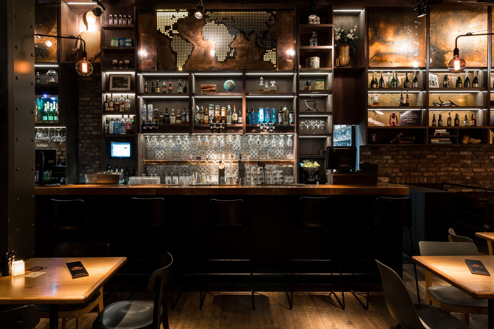 Enzo architectuur & interieur ® switch van caffe esprit naar jackson