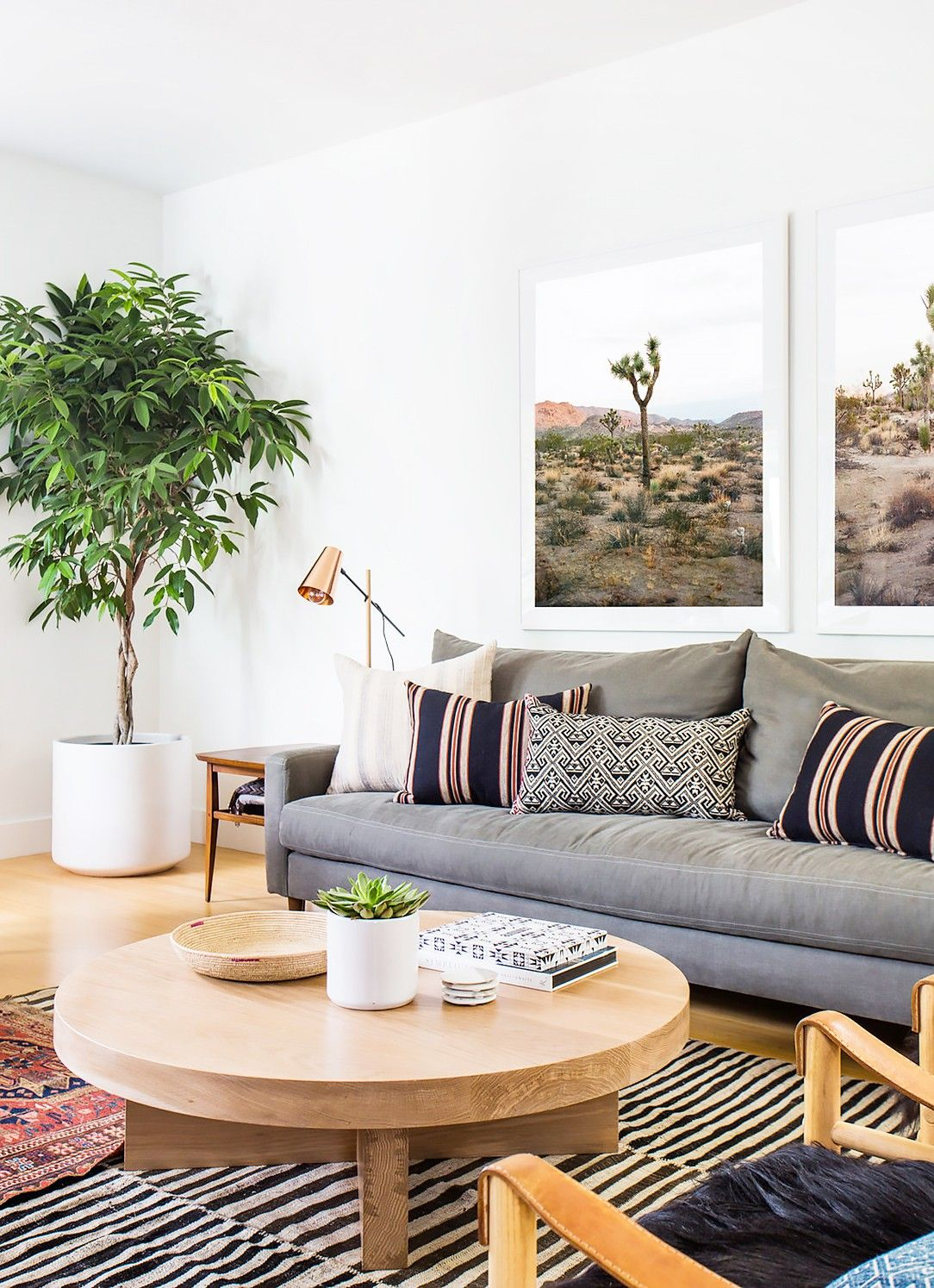 Neon Decoration Maison Before And After A Bright And Airy L A Home With Major