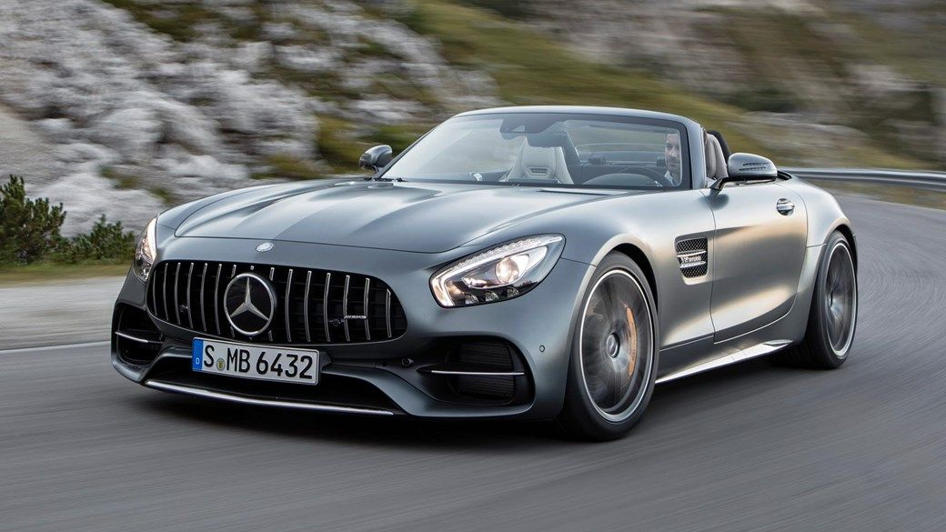 Mercedes Amg Gt And Gt C Roadster Priced To Tackle 911 Turbo