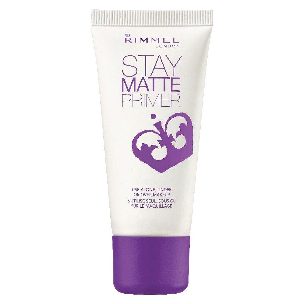 Rimmel Stay Matte Primer Best Drugstore Primer Drugstore Primer Rimmel Stay Matte Primer