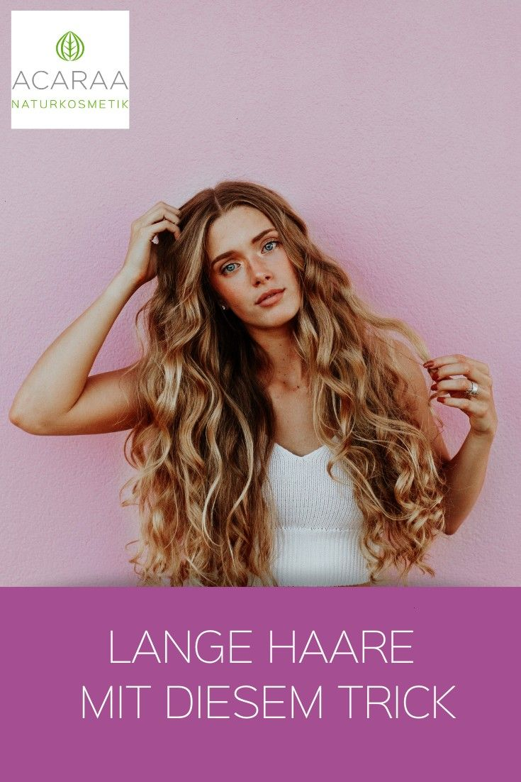 Haare mit diesem Trick Machst du diese Fehler bei der Haarpflege Wir zeigen dir wie du glänzende volle und lange Haare bekommstLange Haare mit diesem Trick Machst du...