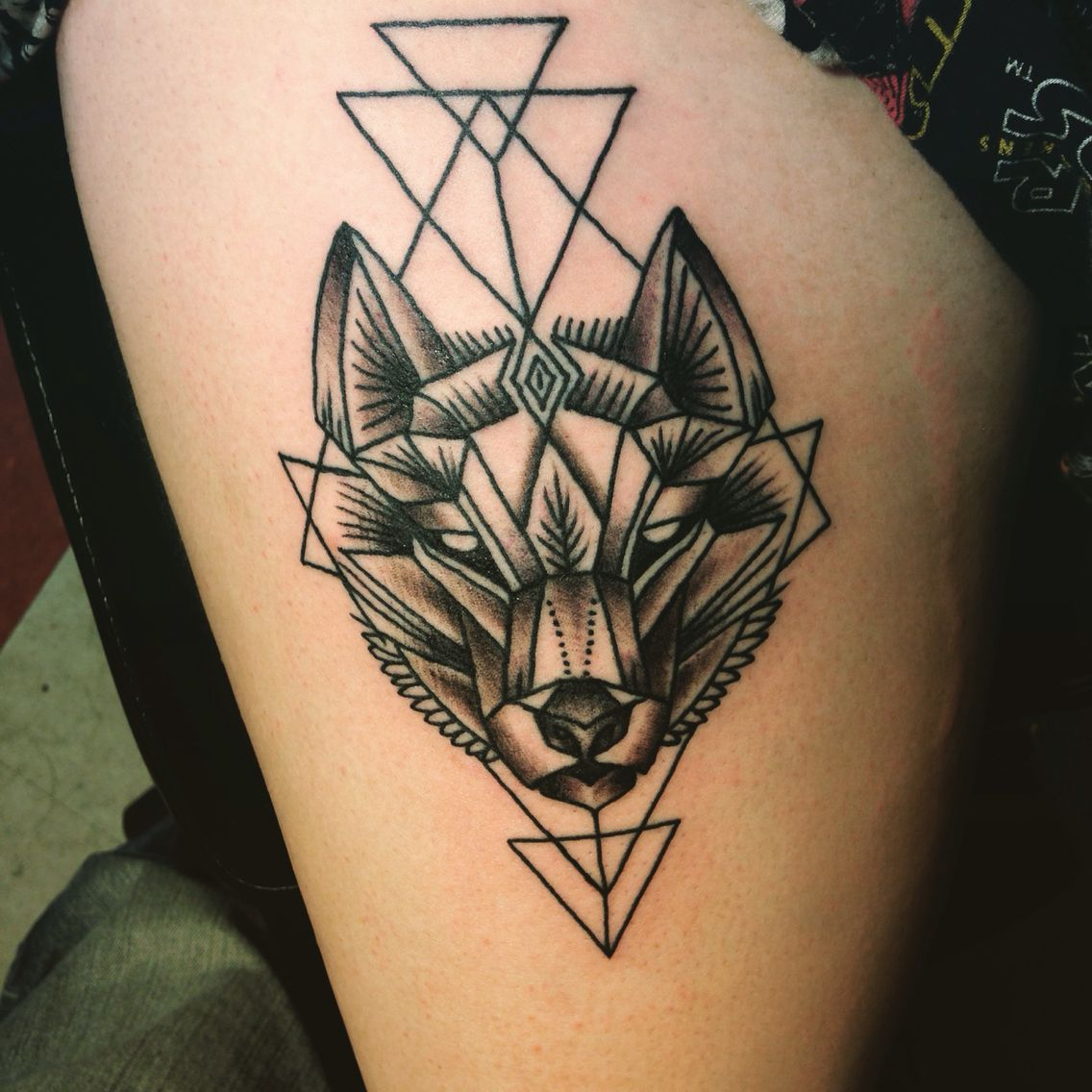 Throw Me To The Wolves And Ill Come Back Leading The Pack Tattoos