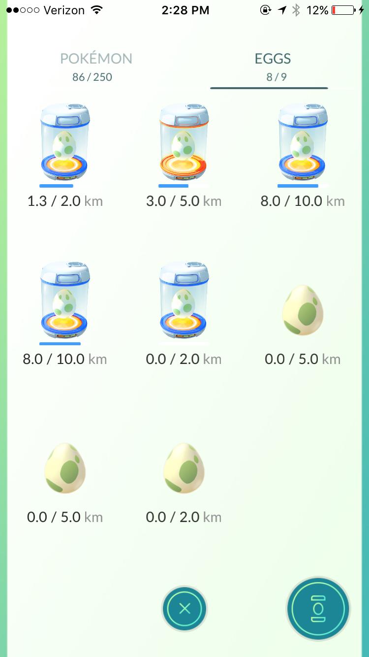 How Eggs Work In 'Pokémon GO'