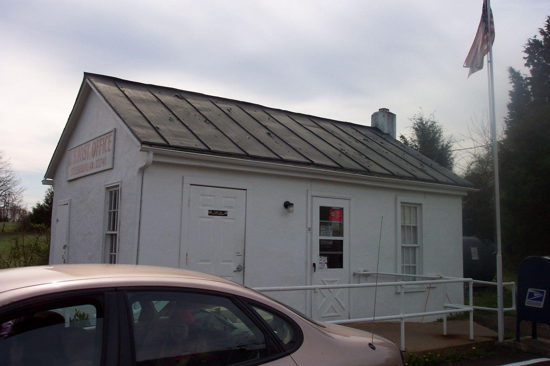 Baja Ringan Wikipedia Stevensburg Post Office Virginia The