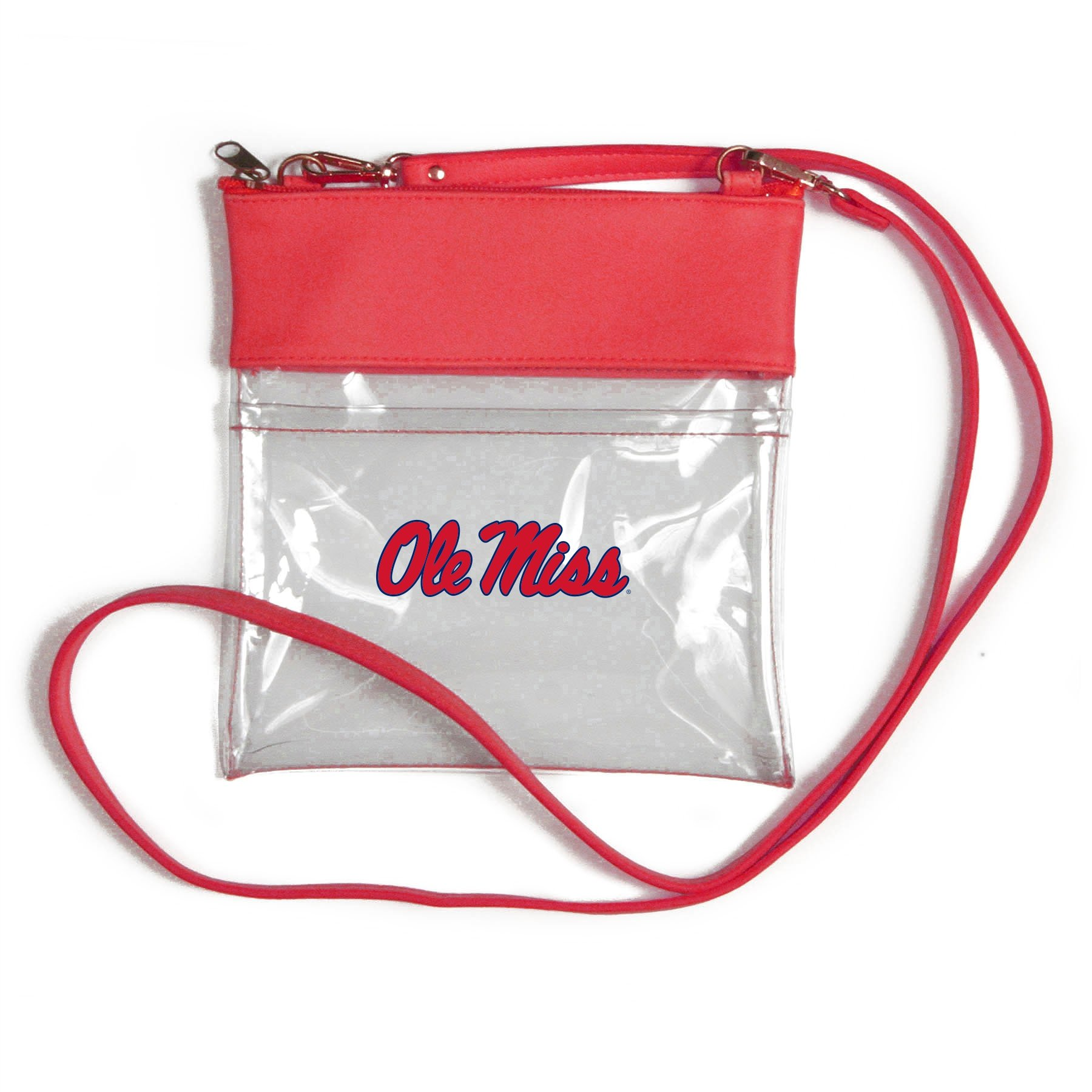 Clear Gameday Crossbody Ole Miss Products In 2019 Alabama