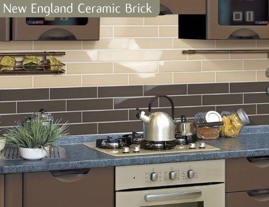 Kitchen Tiles Brick Effect kitchen splashback tiles uk - google search | ideas for the house