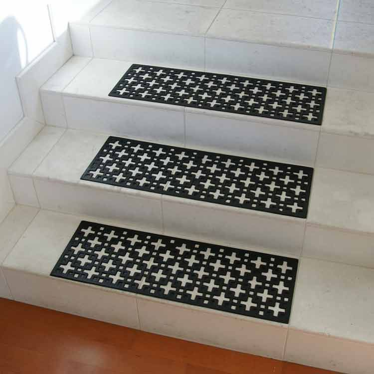 Best Stars Rubber Stair Treads 6 Pack Stair Treads 400 x 300