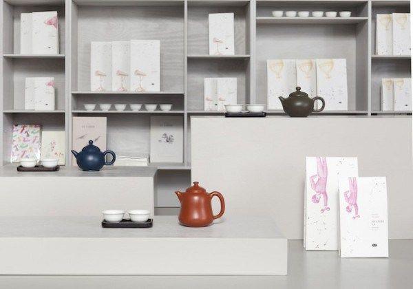 Paper & Tea,柏林的東方茶館