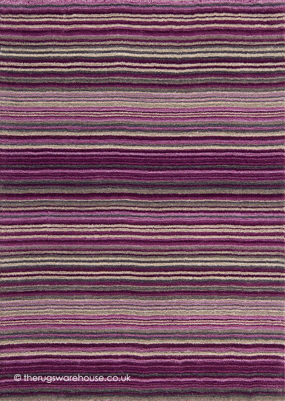 Carter Berry Rug Striped Rugs Stripyrugs Pinterest And Shades Of Purple