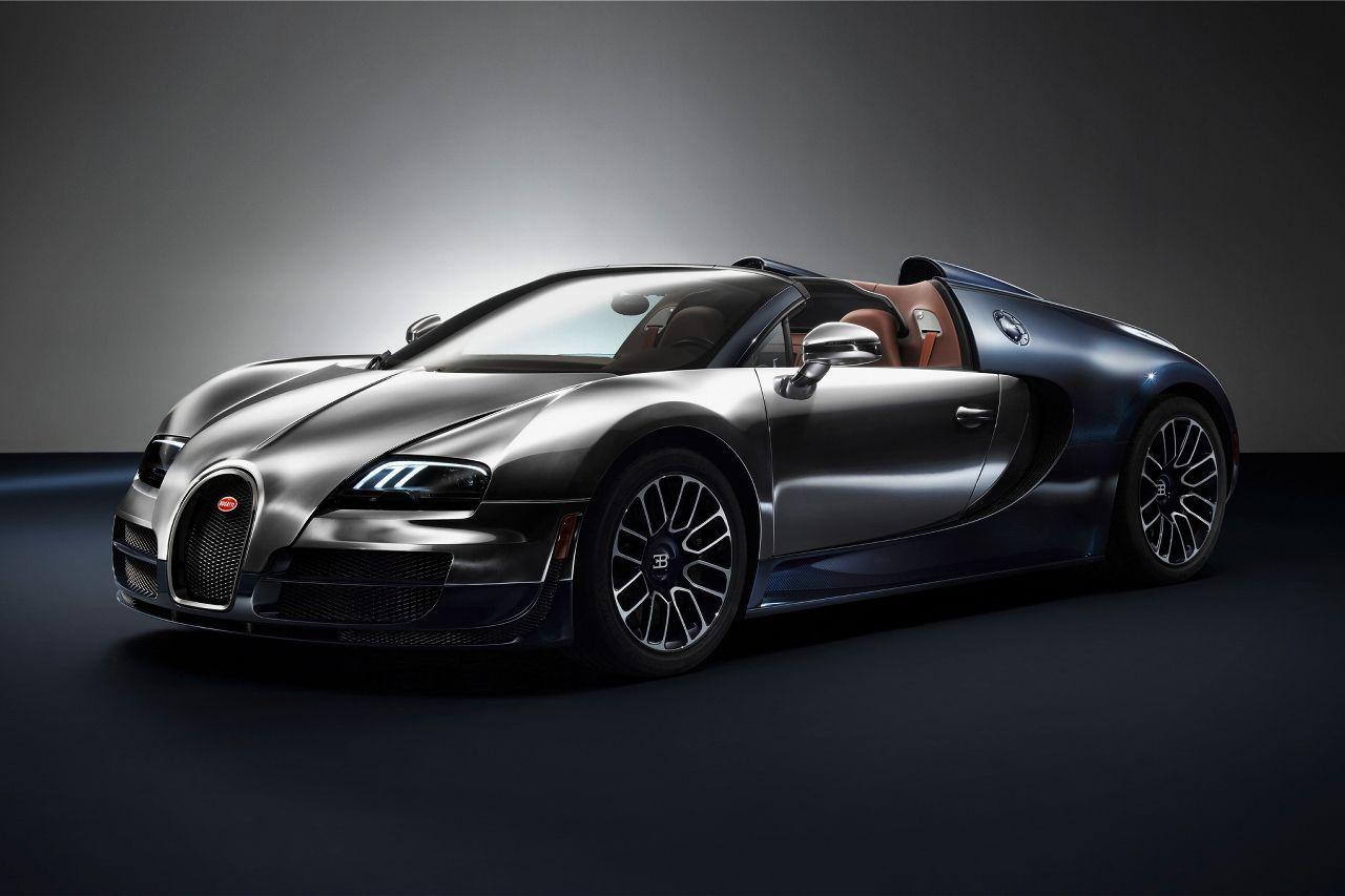 2014 Bugatti Veyron - Ouch