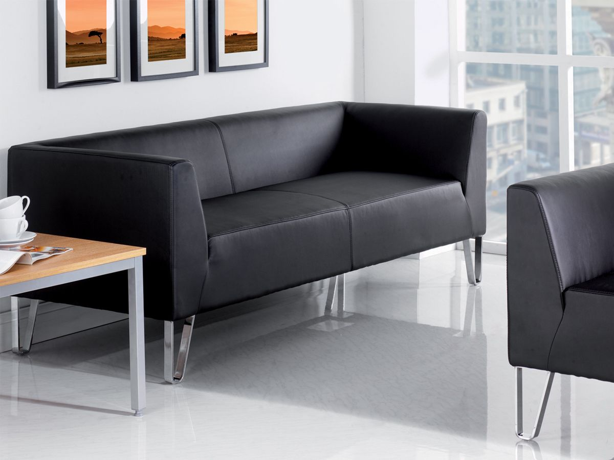 stylish office waiting room furniture. Make Sure Your Visitors Are Comfortable With Our Stylish Leather Sofa Collection. Http:/ Office Waiting Room Furniture