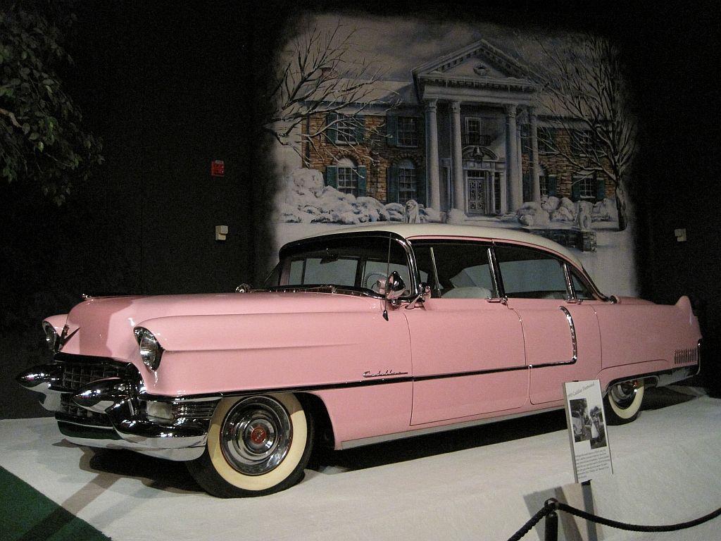 Elvis presley automobile museum memphis tn 1955 cadillac fleetwood