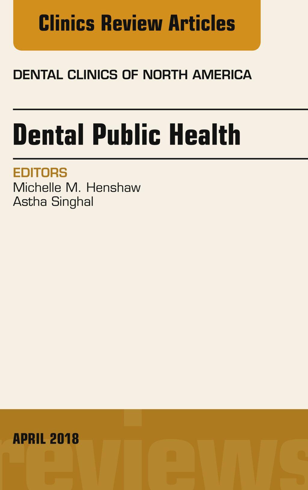 Dental public health an issue of dental clinics of north