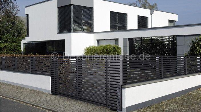 Uberlegen 2015 Modell Gartenzäune Aus Holz, Alu Oder Niro In Freistadt Einrichtungen