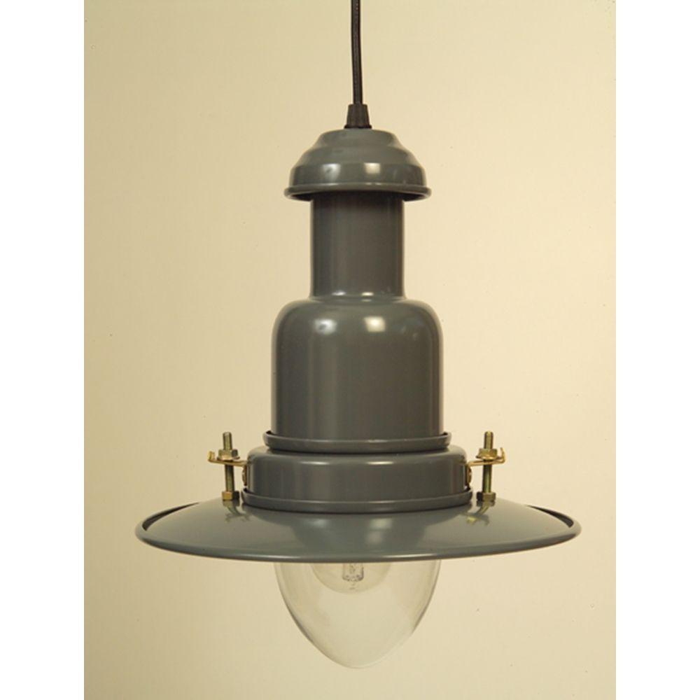 buy popular 1c5b7 dc57c Slate Grey Fisherman's Pendant Light | 3 Sizes | Fisherman ...