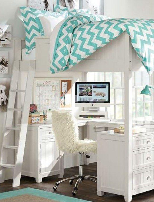 1-Zimmer-Wohnung einrichten Mit diesen Tipps wird euer Zuhause - hochbett fur schlafzimmer kinderzimmer