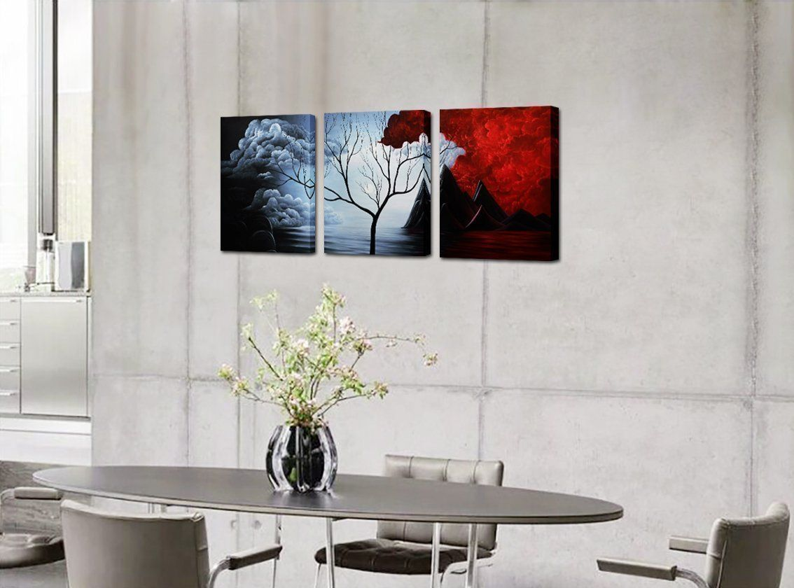Modern Abstract Painting Wall Decor Landscape Paintings