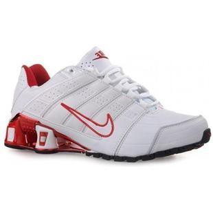 detailed look e2042 7ce21 365950 006 Nike Shox O Nine White Red J06006