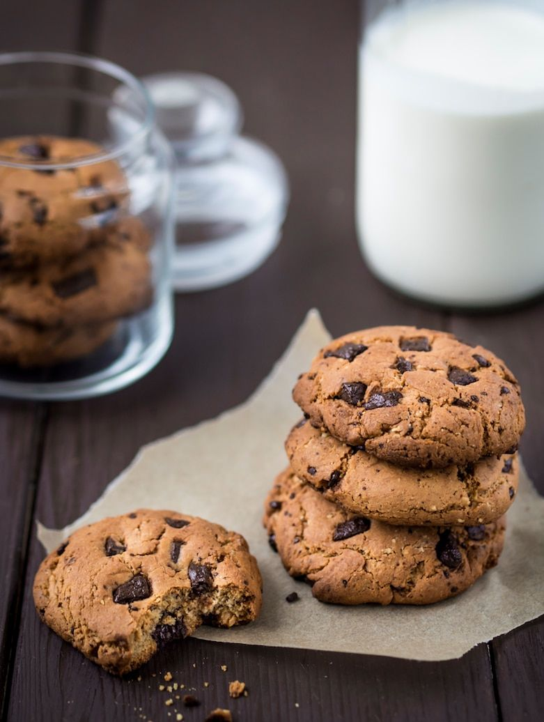 Chocolate Chip Cookie With Nuts Recipe Chocolate Chip Cookies Chip Cookies Cookie Recipes