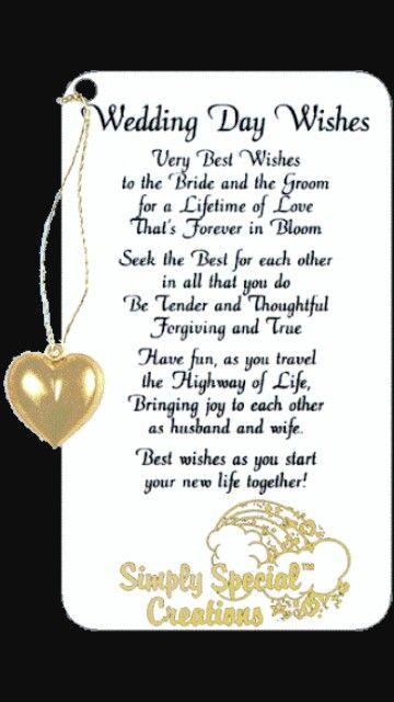 Wedding Day Verse