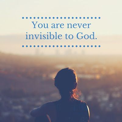 Eyes of Faith.: (Finding Hope) When You Feel Invisible ...