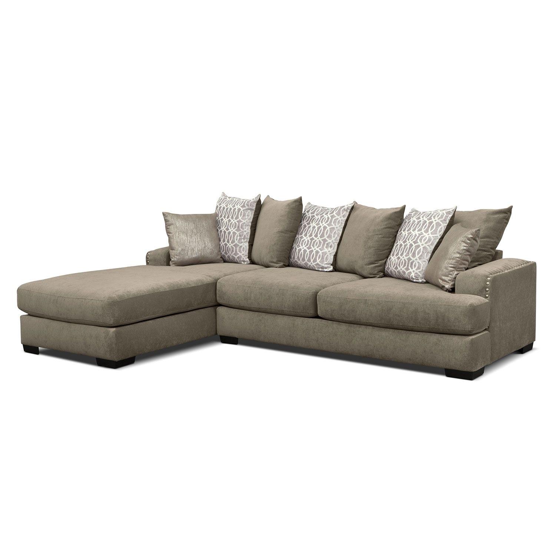 Gray Sectional Sofa Costco Dream Home Ideas Pinterest
