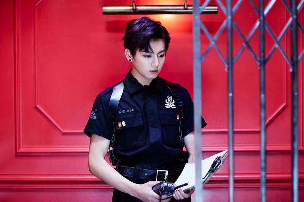 Jung Kook 'Sick' BTS_ he's so... Manly! Love that!