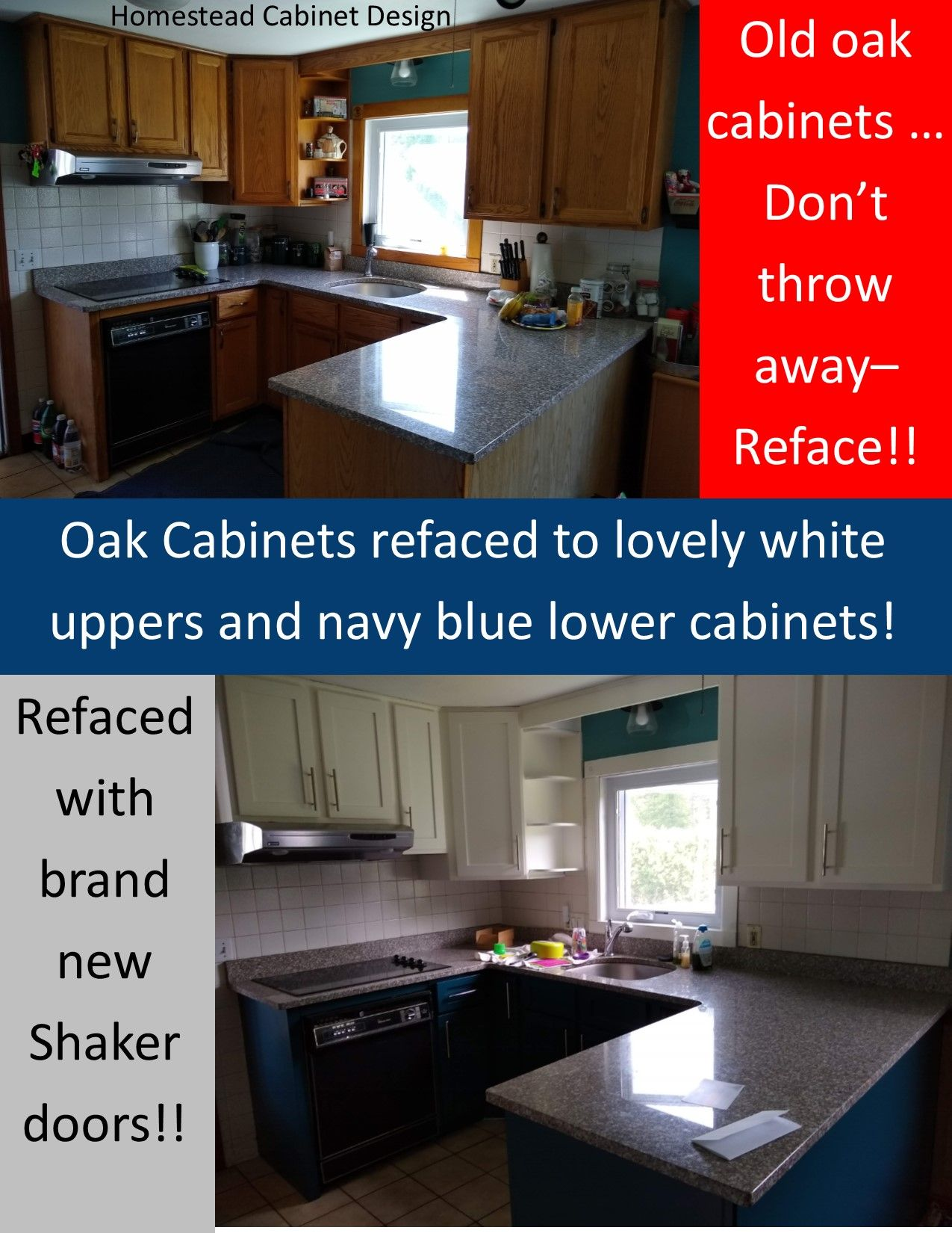 Reface Your Kitchen Now In 2020 Cabinet Design Oak Cabinets Reface