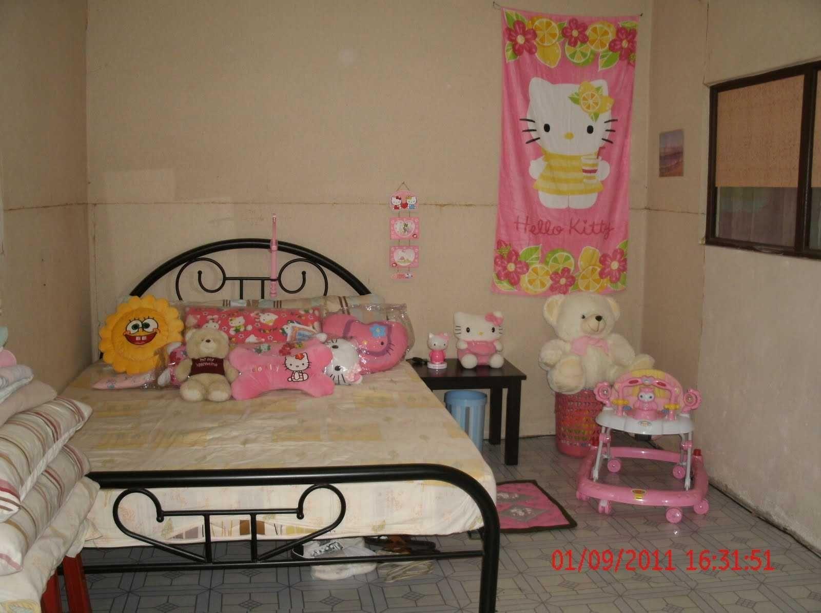 hello kitty bedroom decoration ideas decor pinterest
