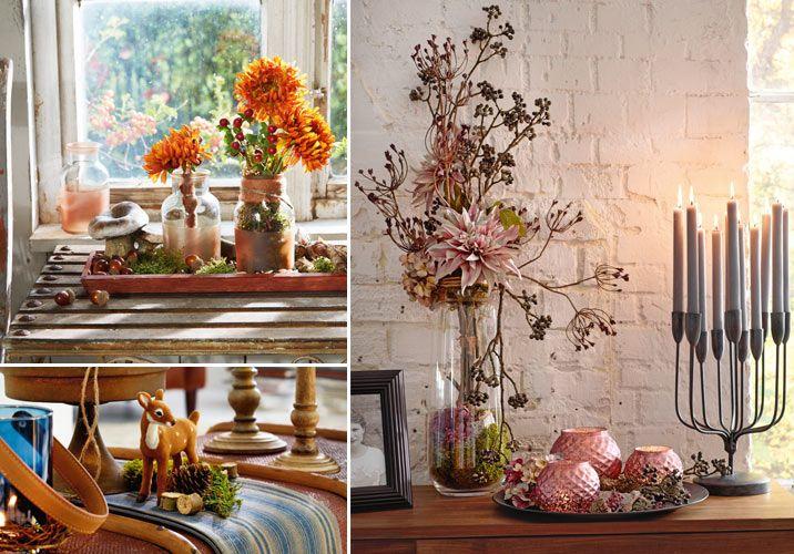 deko von depot herbst halloween pinterest. Black Bedroom Furniture Sets. Home Design Ideas