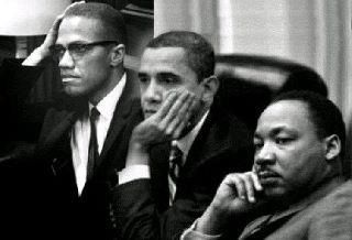 a comparison of martin luther king and malcolm x two african american icons When public figures like martin luther king jr and malcolm x are transformed into cultural objects decades after their deaths, the challenge of breaking through canonization to recover the sense of.