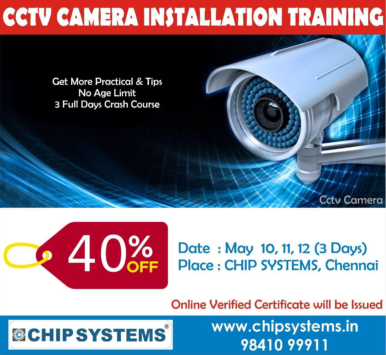 Hai everybody chipsystems provides cctv camera