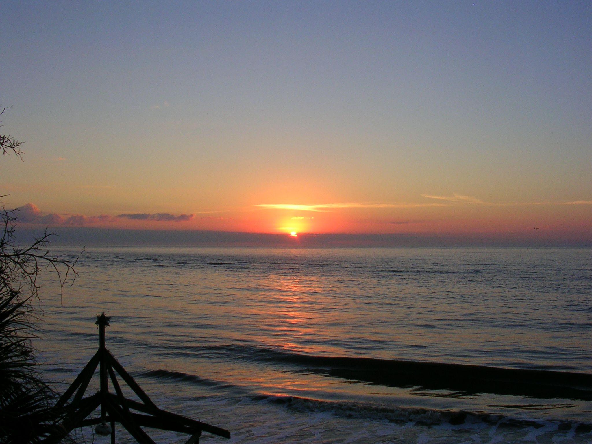 St Simons Island Georgia Sunrise  Vacation spots St