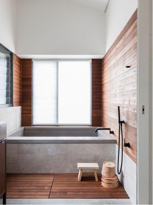 Badezimmer im skandinavischen Stil – DekorLeben.Club   Badezimmer ...