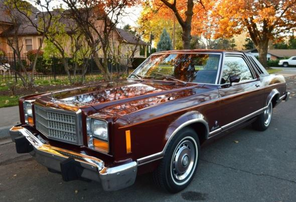 Nicest Left 1978 Ford Granada Ghia Two Door Ford Granada Classic Cars Ford