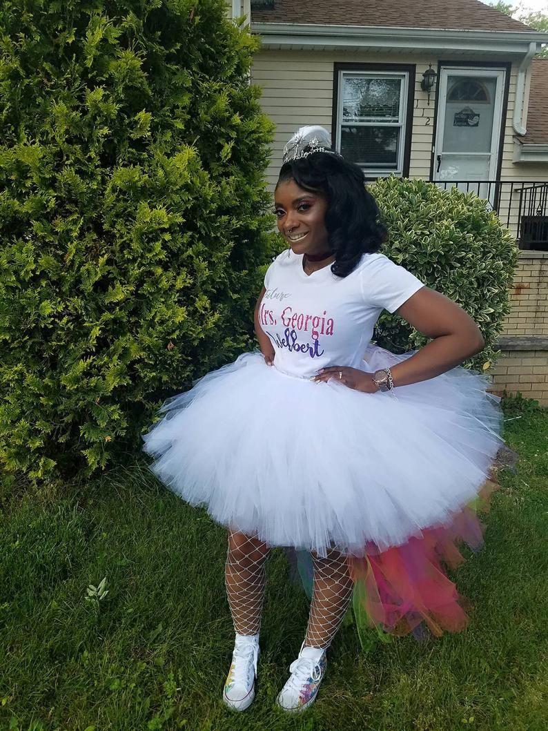 Bridal Hi Lo Tutu Bachelorette Tutus Bridal Party Tutus Etsy Bachelorette Tutu 16th Birthday Outfit Tutu Outfits [ 1059 x 794 Pixel ]