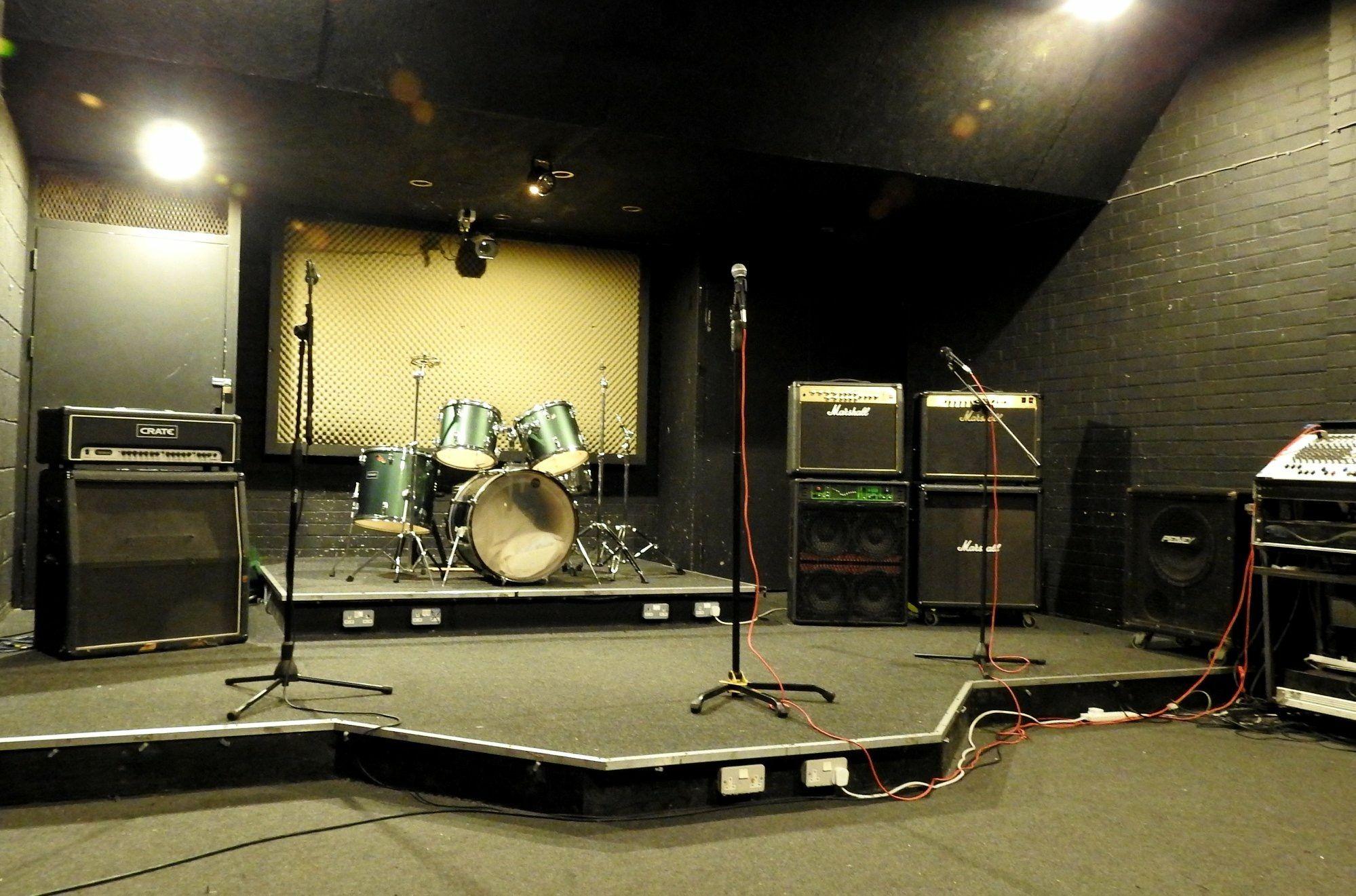 Notes Rehearsal Studio Music Studio Room Rehearsal Studios