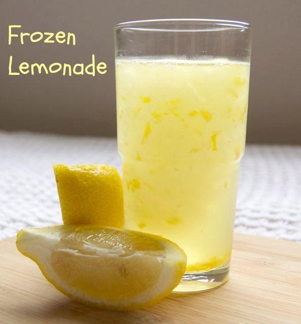 how to make lemonade drink