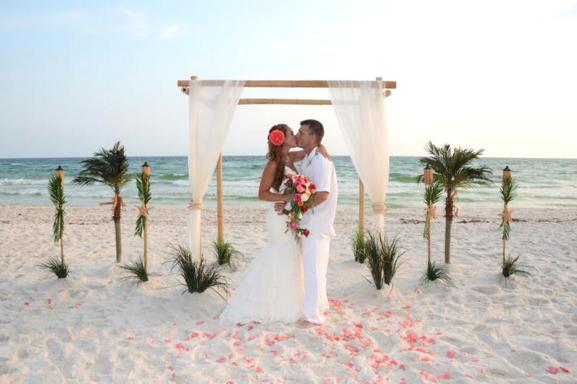 Affordable Destination Weddings Destin FL Beach Weddings Beach