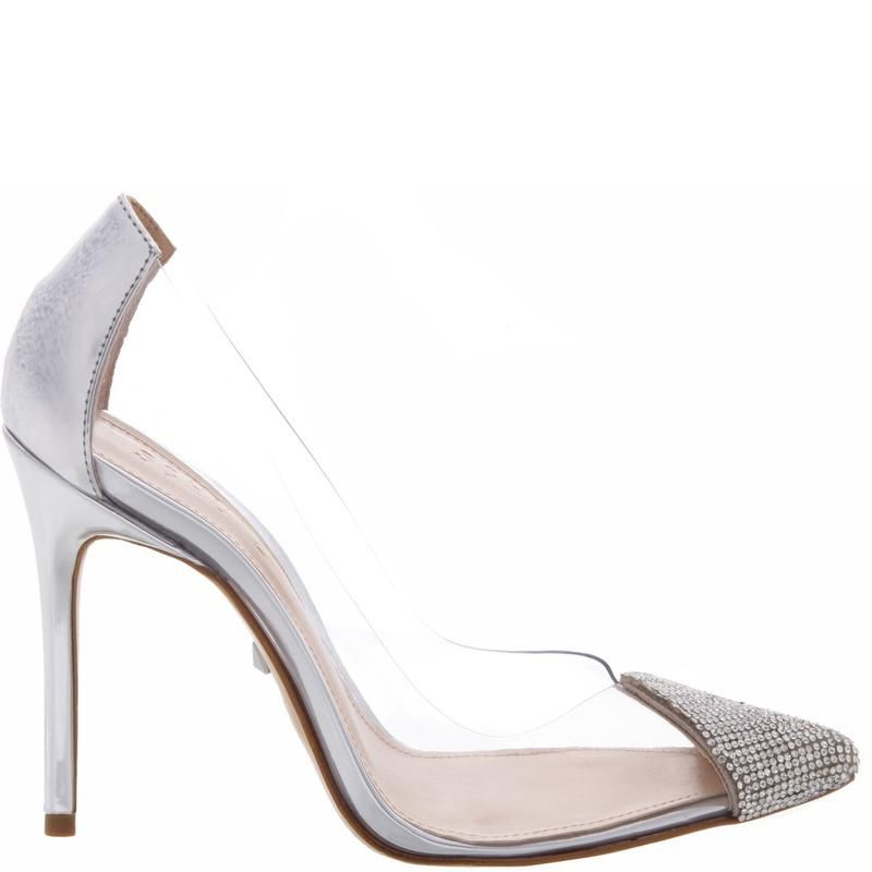 Emi Pump in 2019 | Shoes | Heels, Pumps, Metallic high heels