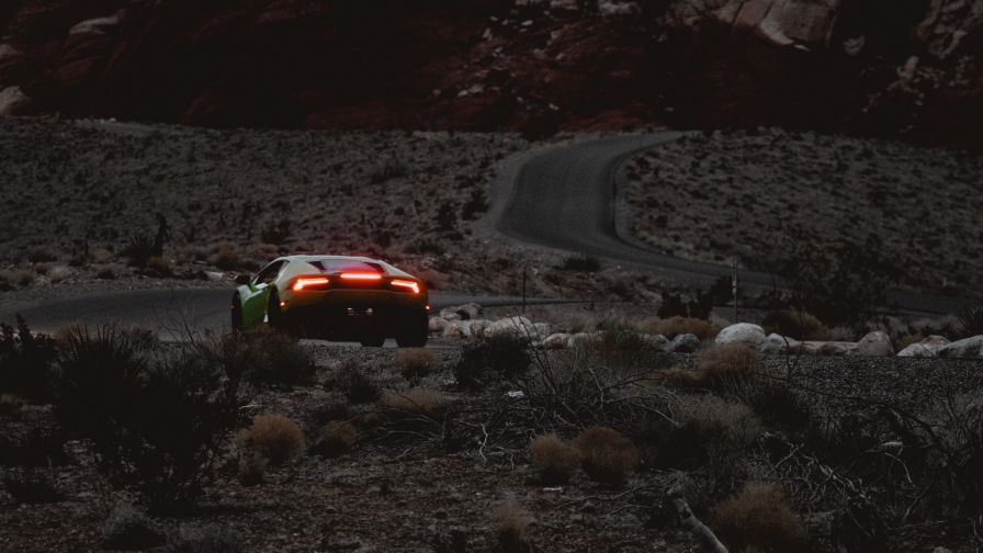 Sports car at the mountains HD Wallpaper - Wallpapers.net ...