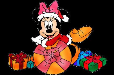 Mijn Png En Gif 10 24 13 Minnie Mouse Pictures Disney Disney Christmas