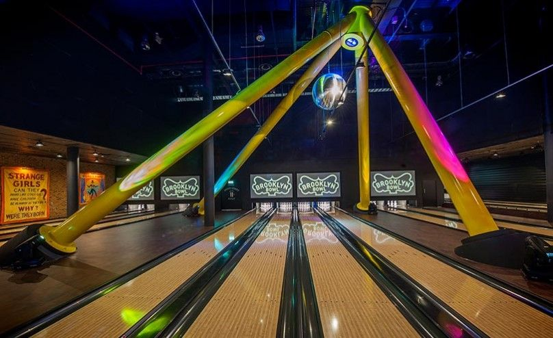 London Bowling Bowling Brooklyn Bowl London