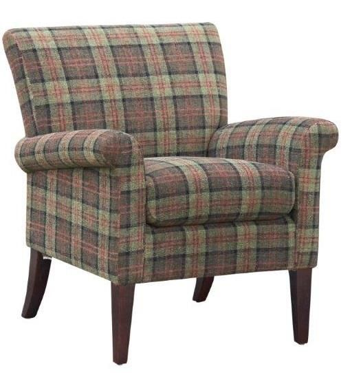Perth Chair In Orkney Moss From Queenstreet Carpets
