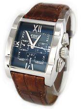 Ebel Tarawa E9137 J40 Chronograph Automatic Men's Watch Nice Condition