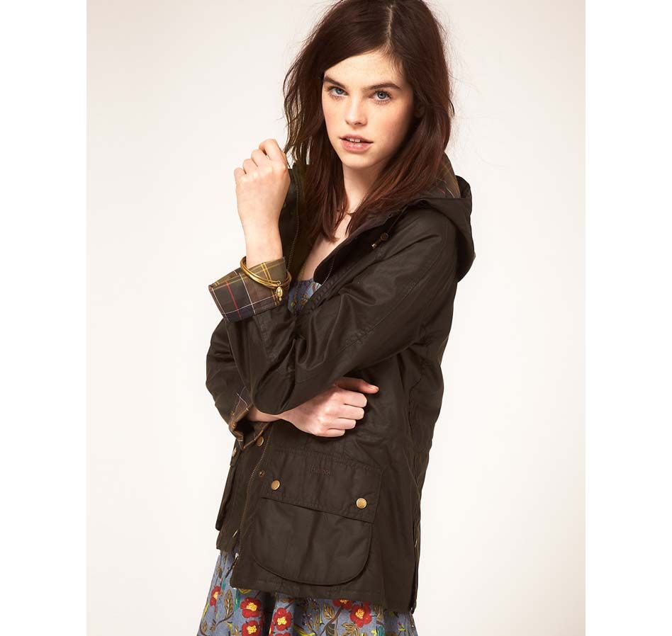 barbour wax jacket sale womens
