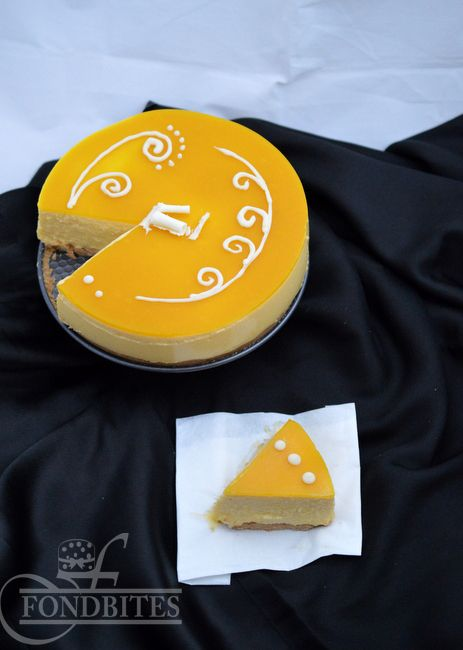 Mango Cheesecake With Paneer And Condensed Milk Mango Cheesecake Condensed Milk Cheesecake Recipes Cheesecake