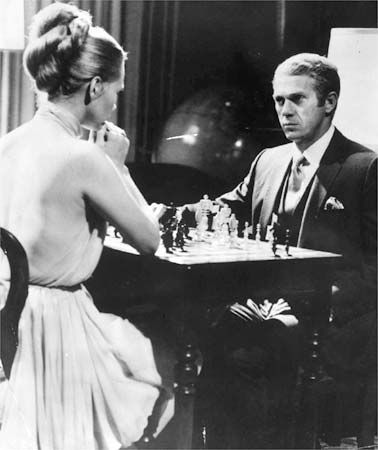 brosnan hair style dunaway amp steve mcqueen chess in quot the 6503